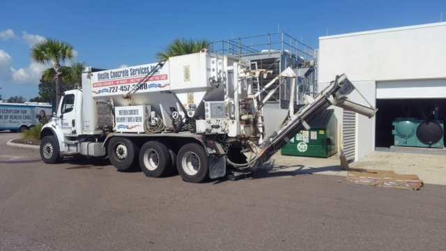 ready mix concrete supplier