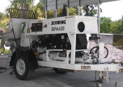 Concrete Onsite Pumping